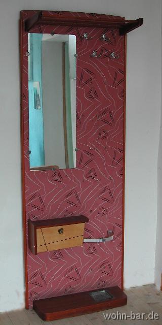 Garderobe ga03 for Garderobe 60er