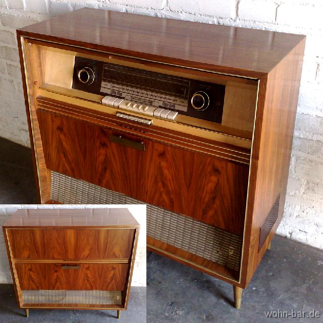 grundig musikbox